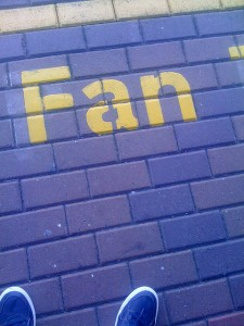 Fans and Facebook