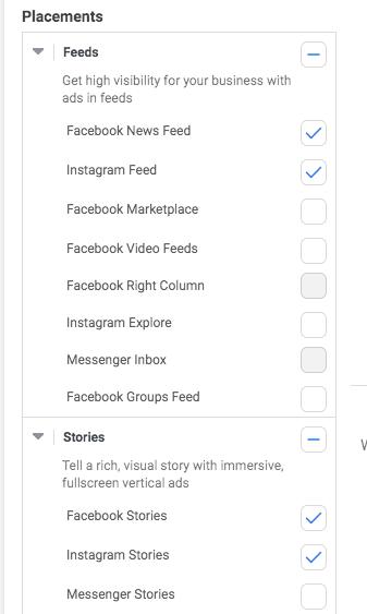 Facebook Instagram Simple Ad Guide