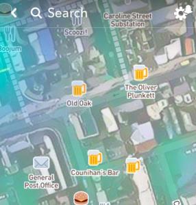 Creating a Snapchat Map Listing